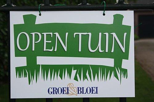 Open Tuinen 9 Juni 2016