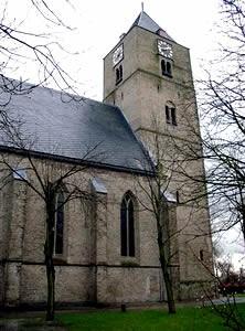 Hervormde kerk zalk