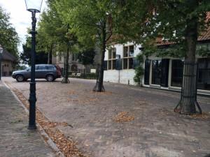 Onthulling  Informatiebord Kerkplein @ Kerkplein Zalk