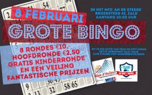 "Bingo Alpe d'HuZes @ Dorpshuis ""An de Steege"""